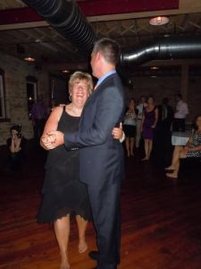 dancing with nick
