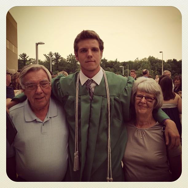 henry graduation