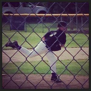 peter pitching