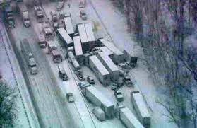 49 car pile up