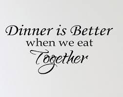 dinnerisbetter